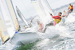 2014 -SAP 5O5 WORLD CHAMPIONSHIP - KIEL - GERMANY
