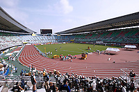 The 11TH. IAAF World Championships are being held at Nagai Stadium in Osaka, Japan August 25- Sept. 2nd. 2007. Photo by Errol Anderson,The Sporting Image.