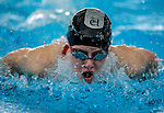 Alice Waldow of United during the New Zealand Junior Swimming Championships, Owen G Glenn National Aquatic Centre, Auckland New Zealand. Sunday 21 February 2016 Photo: Simon Watts/www.bwmedia.co.nz