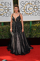 Carly Steel at the 74th Golden Globe Awards  at The Beverly Hilton Hotel, Los Angeles USA 8th January  2017<br /> Picture: Paul Smith/Featureflash/SilverHub 0208 004 5359 sales@silverhubmedia.com
