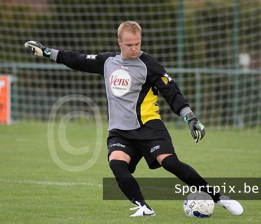 FC Lendelede Sport : Giovanni Vandenbussche <br /> foto VDB / BART VANDENBROUCKE