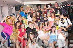 1302-1304.---------.Grave stories.-------------.Saturday night last,the AbbeyInn,Tralee was the venue chosen for Debenhams staff,Manor shopping centre,Tralee for the spookiest halloween party in the town.