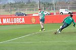 10.01.2020, Sportzentrum RCD Mallorca, Son Bibiloni, ESP, TL Werder Bremen -  Training Tag 07<br /> <br /> im Bild / picture shows <br /> <br /> <br /> Foto © nordphoto / Kokenge