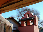 Bell tower at La Purisima Mission SHP