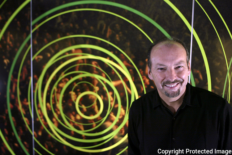 Peter Moore, Xbox chief and Microsoft's vice president of Interactive entertainment on Thursday, Mar. 23. 2006 in Redmond, Wash. Jim Bryant Photo