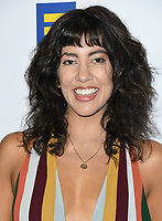 10 March 2018 - Los Angeles, California - Stephanie Beatriz. The Human Rights Campaign 2018 Los Angeles Dinner held at JW Marriott LA Live.  <br /> CAP/ADM/BT<br /> &copy;BT/ADM/Capital Pictures