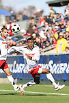 16 November 2008: Maryland's Rodney Wallace. The University of Maryland defeated the University of Virginia 1-0 at WakeMed Stadium at WakeMed Soccer Park in Cary, NC in the men's ACC tournament final.