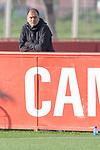 10.01.2020, Sportzentrum RCD Mallorca, Son Bibiloni, ESP, TL Werder Bremen -  Training Tag 07<br /> <br /> im Bild / picture shows <br /> <br /> Klaus Filbry (Vorsitzender der Geschäftsführung / Kaufmännischer Geschäftsführer SV Werder Bremen)<br /> <br /> Foto © nordphoto / Kokenge