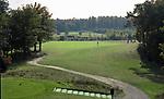 LIEREN bij Apeldoorn - Hole 4 van Golf en Businessclub  De Scherpenbergh . COPYRIGHT KOEN SUYK