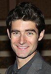 Drew Gehling attend the reception for Frankie Valli and the Four Seasons  50th Anniversary Celebration & Broadway debut in 'The One. The Only. The Original.' at the Broadway Theatre on 10/19/2012 in New York City.