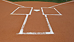 4 March 2013: The Batters Box is prepared by the grounds Crew prior to a game between the Minnesota Twins and the St. Louis Cardinals at Roger Dean Stadium in Jupiter, Florida. The Twins shut out the Cardinals 7-0 in Grapefruit League play. Mandatory Credit: Ed Wolfstein Photo *** RAW (NEF) Image File Available ***