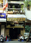 Cafe Nang - Cafe Nang in Hang Bac Street, Hanoi Old Quarter, Viet Nam
