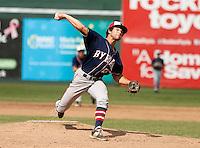 2015 NY State Section 1 Class A Championship:  Byram Hills vs Rye HS baseball