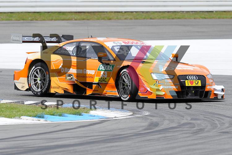 # 53 Jamie Green auf Audi RS5 DTM vom Audi Sport Team Rosberg in der Spitzkehre beim Rennen der DTM auf dem Hockenheimring.<br /> <br /> Foto &copy; P-I-X.org *** Foto ist honorarpflichtig! *** Auf Anfrage in hoeherer Qualitaet/Aufloesung. Belegexemplar erbeten. Veroeffentlichung ausschliesslich fuer journalistisch-publizistische Zwecke. For editorial use only.