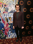 Andrew Garfield attends the 2018 Outer Critics Circle Theatre Awards at Sardi's on May 24, 2018 in New York City.