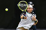 11.06.2019, Tennisclub Weissenhof e. V., Stuttgart, GER, Mercedes Cup 2019, ATP 250, Denis SHAPOVALOV (CAN) [8] vs Jan-Lennard STRUFF (GER) <br /> <br /> im Bild Jan-Lennard STRUFF (GER)<br /> <br /> Foto © nordphoto/Mauelshagen