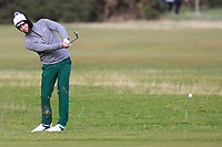 Brandon Stone (RSA) on the 17th fairway during Round 4 of the Alfred Dunhill Links Championship at Old Course St. Andrew's, Fife, Scotland. 07/10/2018.<br /> Picture Thos Caffrey / Golffile.ie<br /> <br /> All photo usage must carry mandatory copyright credit (&copy; Golffile | Thos Caffrey)