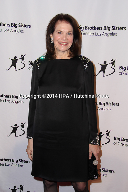 LOS ANGELES - OCT 24:  Sherry Lansing at the Big Brothers Big Sisters Big Bash at the Beverly Hilton Hotel on October 24, 2014 in Beverly Hills, CA