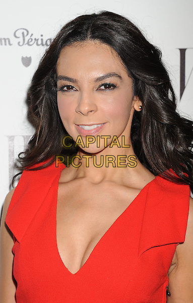 Terri Seymour.W Magazine's 69th Annual Golden Globe Awards Celebration held at The Chateau Marmont, West Hollywood, California, USA..13th January 2012.headshot portrait red.CAP/ROT/TM.©Tony Michaels/Roth Stock/Capital Pictures