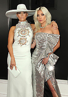 10 February 2019 - Los Angeles, California - Jennifer Lopez, Lady Gaga. 61st Annual GRAMMY Awards held at Staples Center. Photo Credit: AdMedia