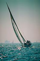 Sailing, Southern California, Santa Monica Bay, South Bay, SoCal, Motor Boating, Power Yachts, Transportation