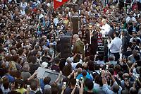 Luigi Di Maio a Napoli