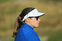 Laura Fuenfsteuck (GER) during the first round of the Fatima Bint Mubarak Ladies Open played at Saadiyat Beach Golf Club, Abu Dhabi, UAE. 10/01/2019<br /> Picture: Golffile | Phil Inglis<br /> <br /> All photo usage must carry mandatory copyright credit (© Golffile | Phil Inglis)