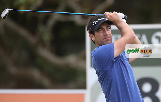 Eduardo De La Riva (ESP) maintains momentum to improve his score during Round Two of the Africa Open 2015 at the East London Golf Club, East London, Eastern Cape, South Africa. Picture:  David Lloyd / www.golffile.ie. 06/03/2015