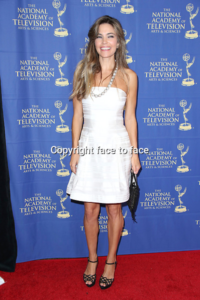 LOS ANGELES, CA - JUNE 20: Amelia Heinle at the Daytime Creative Arts Emmy Awards Gala at the Westin Bonaventure Hotel on June 20, 2014 in Los Angeles, California. Credit: mpi86/MediaPunch<br /> Credit: MediaPunch/face to face<br /> - Germany, Austria, Switzerland, Eastern Europe, Australia, UK, USA, Taiwan, Singapore, China, Malaysia, Thailand, Sweden, Estonia, Latvia and Lithuania rights only -
