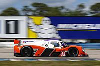 #54 MLT Motorsports Ligier JS P3, LMP3: Dylan Murry, David Murry