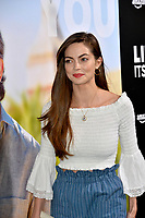 LOS ANGELES, CA. September 13, 2018: Caitlin Carver at the premiere for &quot;Life Itself&quot; at the Cinerama Dome.<br /> Picture: Paul Smith/Featureflash