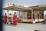 Richfield Gas Station  Colinga CA.