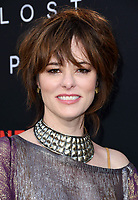09 April 2018 - Hollywood, California - Parker Posey. NETFLIX's &quot;Lost in Space&quot; Season 1 Premiere Event held at Arclight Hollywood Cinerama Dome. <br /> CAP/ADM/BT<br /> &copy;BT/ADM/Capital Pictures