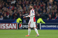 Lasse Schone of Ajax during AFC Ajax vs Tottenham Hotspur, UEFA Champions League Football at the Johan Cruyff Arena on 8th May 2019