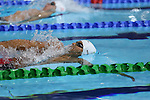 Glasgow 2014 Commonwealth Games<br /> Xavier Mohammed (Wales) swimming in the Men's 200m Backstroke.<br /> <br /> <br /> 28.07.14<br /> &copy;Steve Pope-SPORTINGWALES