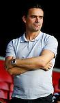 Spanje, Barcelona, 20 oktober 2014<br /> Seizoen 2014-2015<br /> Champions League<br /> Training Ajax in Camp Nou<br /> Marc Overmars, directeur voetbalzaken van Ajax