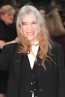 Patti Smith arriving for the UK Premiere or Noah, at Odeon Leicester Square, London. 31/03/2014 Picture by: Alexandra Glen / Featureflash