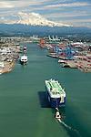 Washington State (beyond Seattle) Aerial Photos