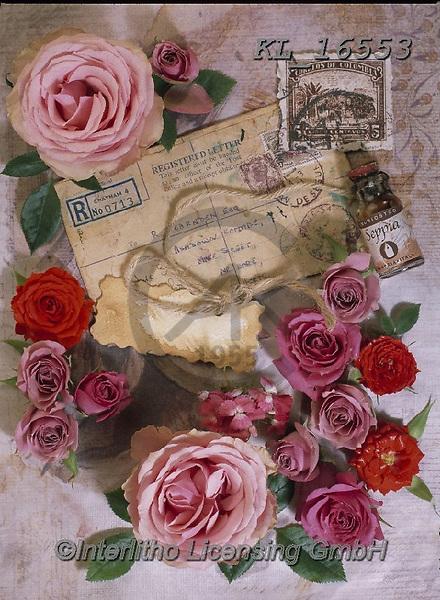 Interlitho-Alberto, FLOWERS, BLUMEN, FLORES, photos+++++,roses,KL16553,#f#, EVERYDAY