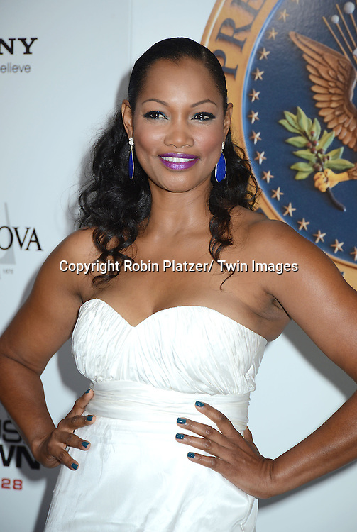 Garcelle Beauvais attends the Domestic Premiere of &quot;White House Down&quot;<br /> on June 25, 2013 at the Ziegfeld Theatre in New York City. The movie stars Channing Tatum and Jamie Foxx and Maggie Gyllenhaal.