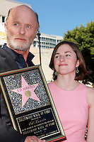 Ed Harris, daughter<br /> at the Ed Harris Star on the Hollywood Walk of Fame, Hollywood, CA 03-13-15<br /> Dave Edwards/DailyCeleb.com 818-249-4998