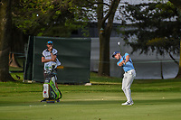 Danny Willett (GBR) hits his approach shot on 6 during round 2 of the World Golf Championships, Mexico, Club De Golf Chapultepec, Mexico City, Mexico. 2/22/2019.<br /> Picture: Golffile | Ken Murray<br /> <br /> <br /> All photo usage must carry mandatory copyright credit (&copy; Golffile | Ken Murray)