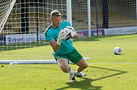 Mark Oxley, Southend United,  pre match during Southend United vs Harrogate Town, Sky Bet EFL League 2 Football at Roots Hall on 12th September 2020