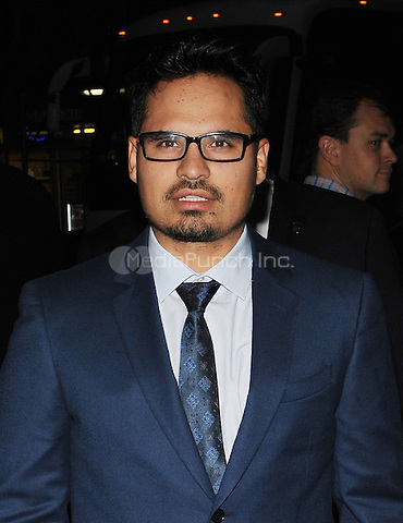 New York,NY October 14: Michael Pena attends the 'Fury' New York Premiere at DGA Theater on October 14, 2014 in New York City Credit: John Palmer/MediaPunch