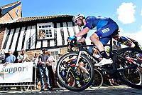 Picture by Allan McKenzie/SWpix.com - 14/05/2017 - Cycling - HSBC UK British Cycling Spring Cup Series  - Lincoln Grand Prix 2017 - Bike Channel Canyon - Michaelgate climb