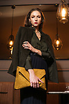 Sunday Mail Fashion with Mirella , Winter warmers at the Feathers Hotel.  Photo: Nick Clayton