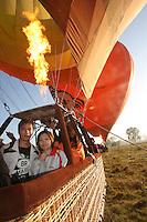 20131103 November 03 Hot Air Balloon Gold Coast