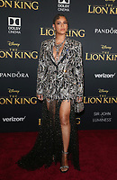 "9 July 2019 - Hollywood, California - Beyoncé. The Premiere Of Disney's ""The Lion King"" held at Dolby Theatre. <br /> CAP/ADM/FS<br /> ©FS/ADM/Capital Pictures"