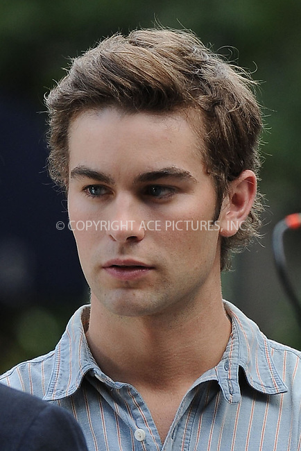 WWW.ACEPIXS.COM . . . . . ....June 29 2009, New York City....Actor Chace Crawford on the set of 'Gossip Girl' as filming begun for season three in Manhattan on June 29, 2009 in New York City....Please byline: KRISTIN CALLAHAN - ACEPIXS.COM.. . . . . . ..Ace Pictures, Inc:  ..tel: (212) 243 8787 or (646) 769 0430..e-mail: info@acepixs.com..web: http://www.acepixs.com