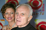 Robert Conrad and wife Lavelda Conrad attending CBS AT 75, a three hour entertainment extravaganza commemorating CBS's 75th Anniversary, which will be  broadcast live from the Hammerstein Ballroom at New York's Manhattan Center in New York City.<br />November 2, 2003<br />© Walter McBride / Retna Ltd.